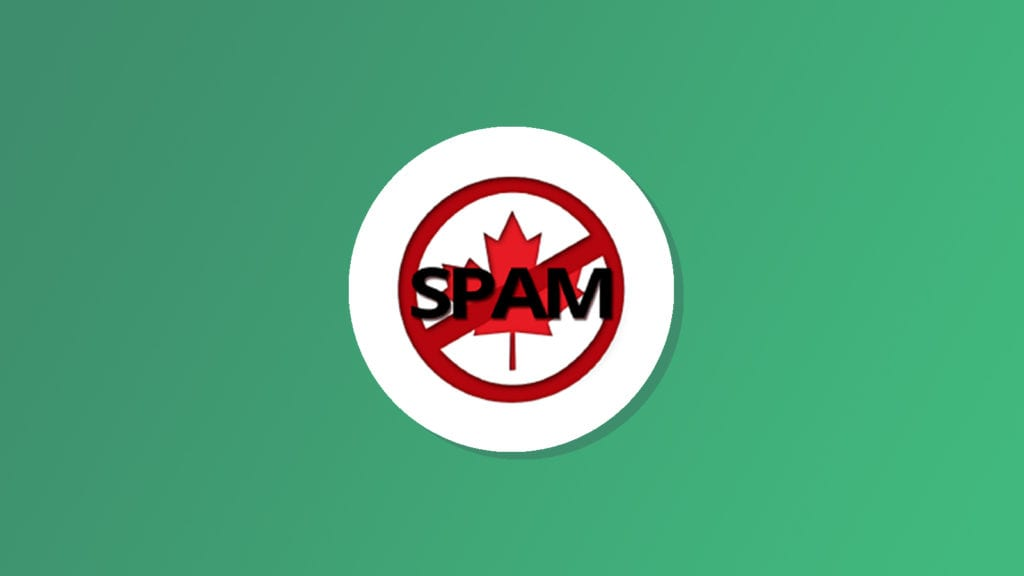 Canada Spam Laws