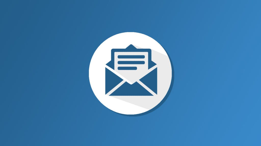 File Size in Email