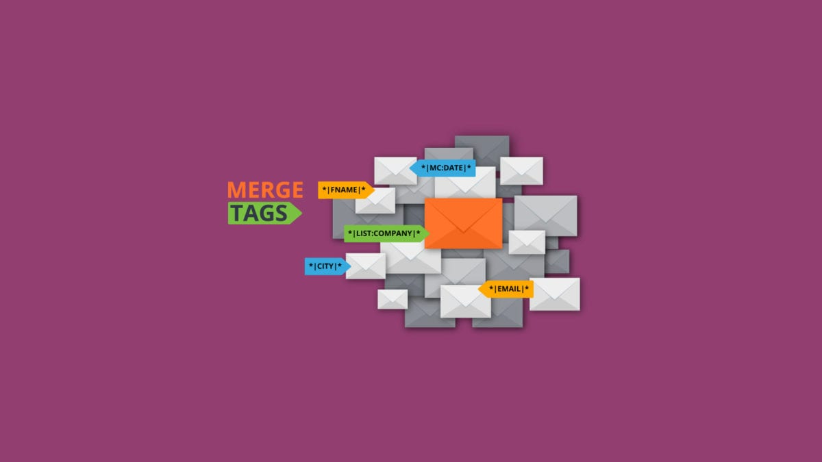 Merge Tags for days.