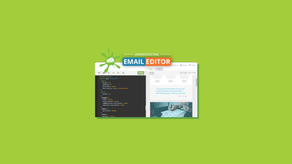 Email Editor