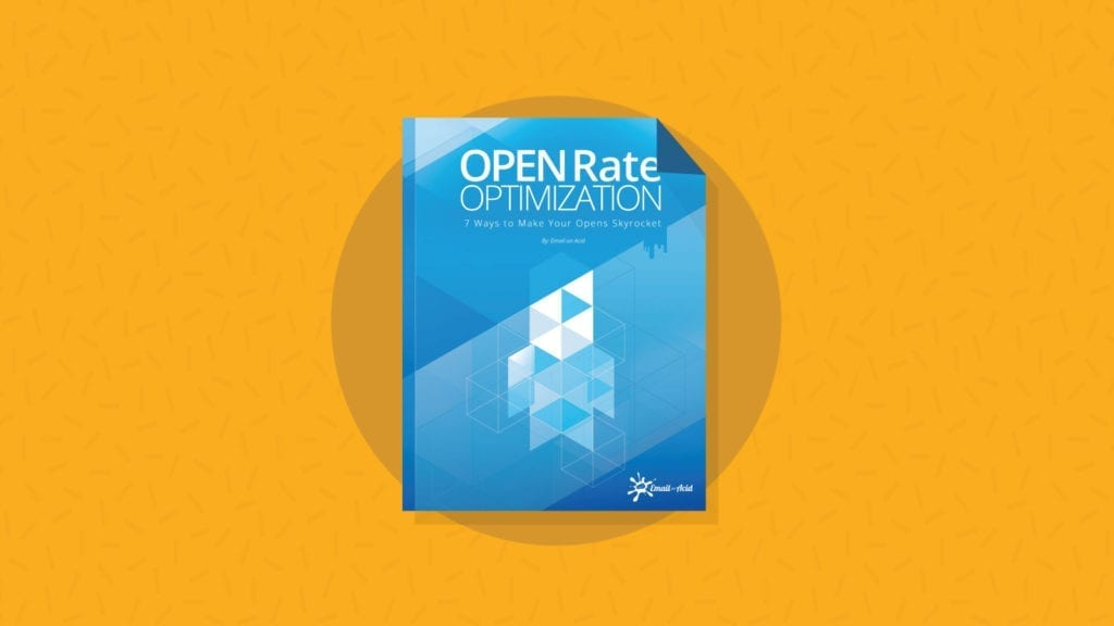 Open Rate Optimization