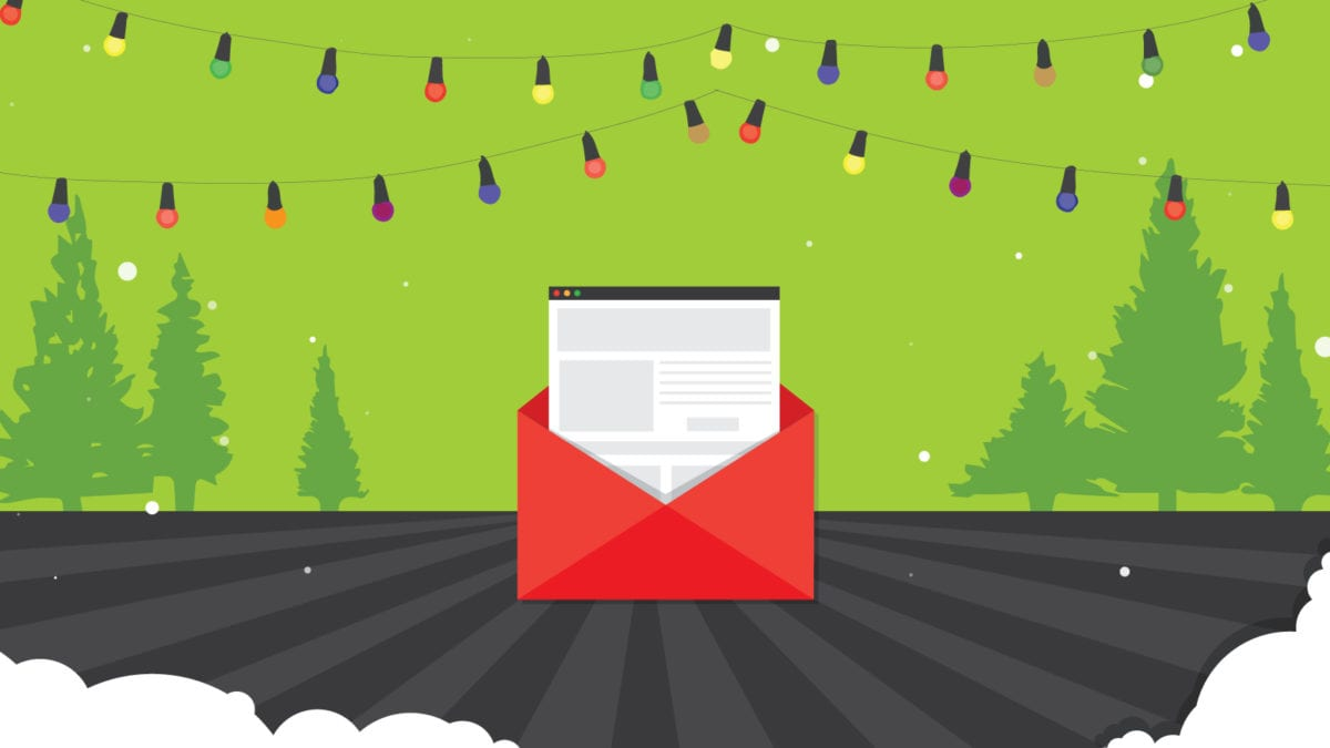 Holiday Email Tips