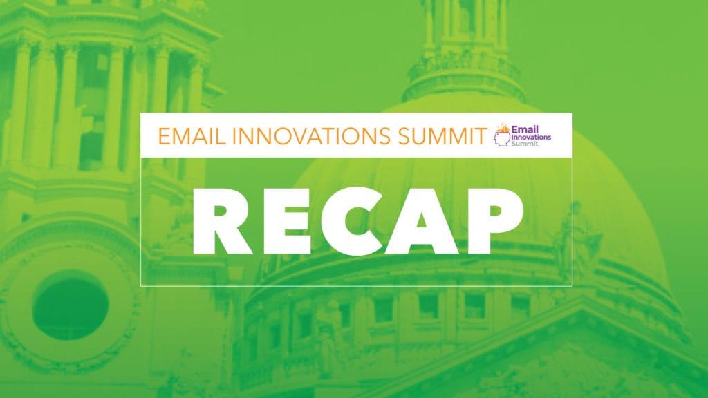 Innovation Summit Recap