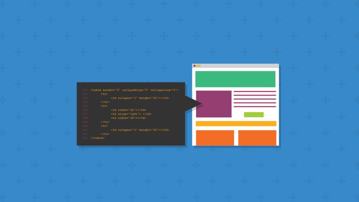Spacing in HTML