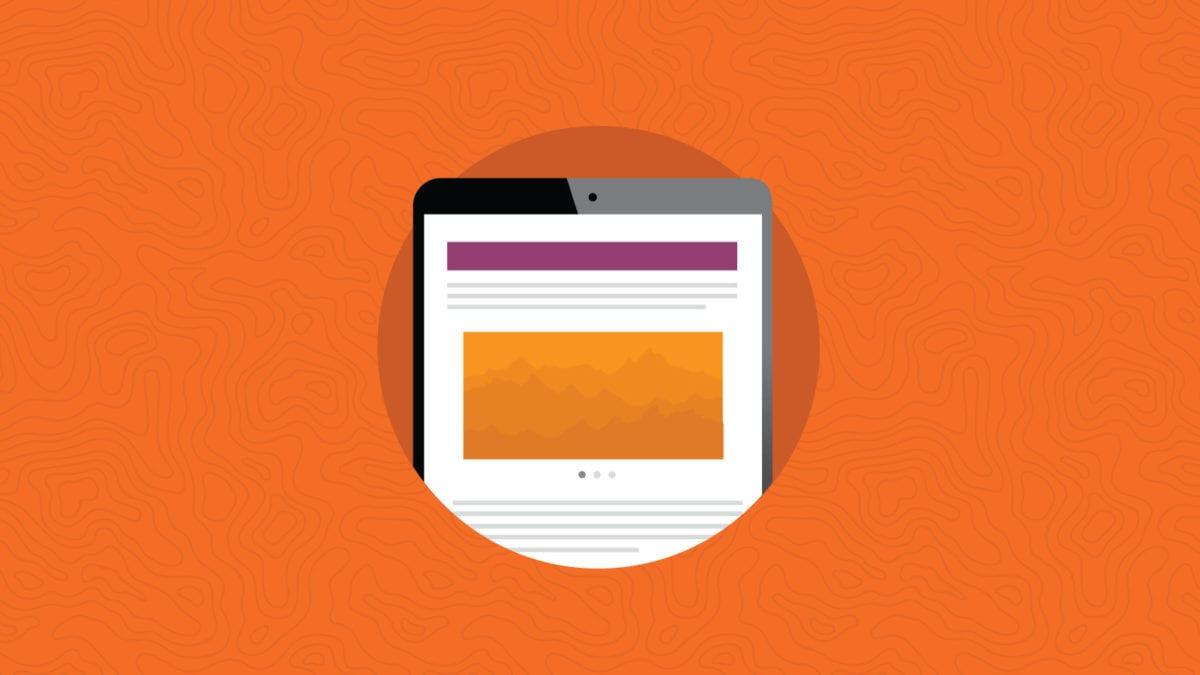 Ken Burns Effect in Interactive Email