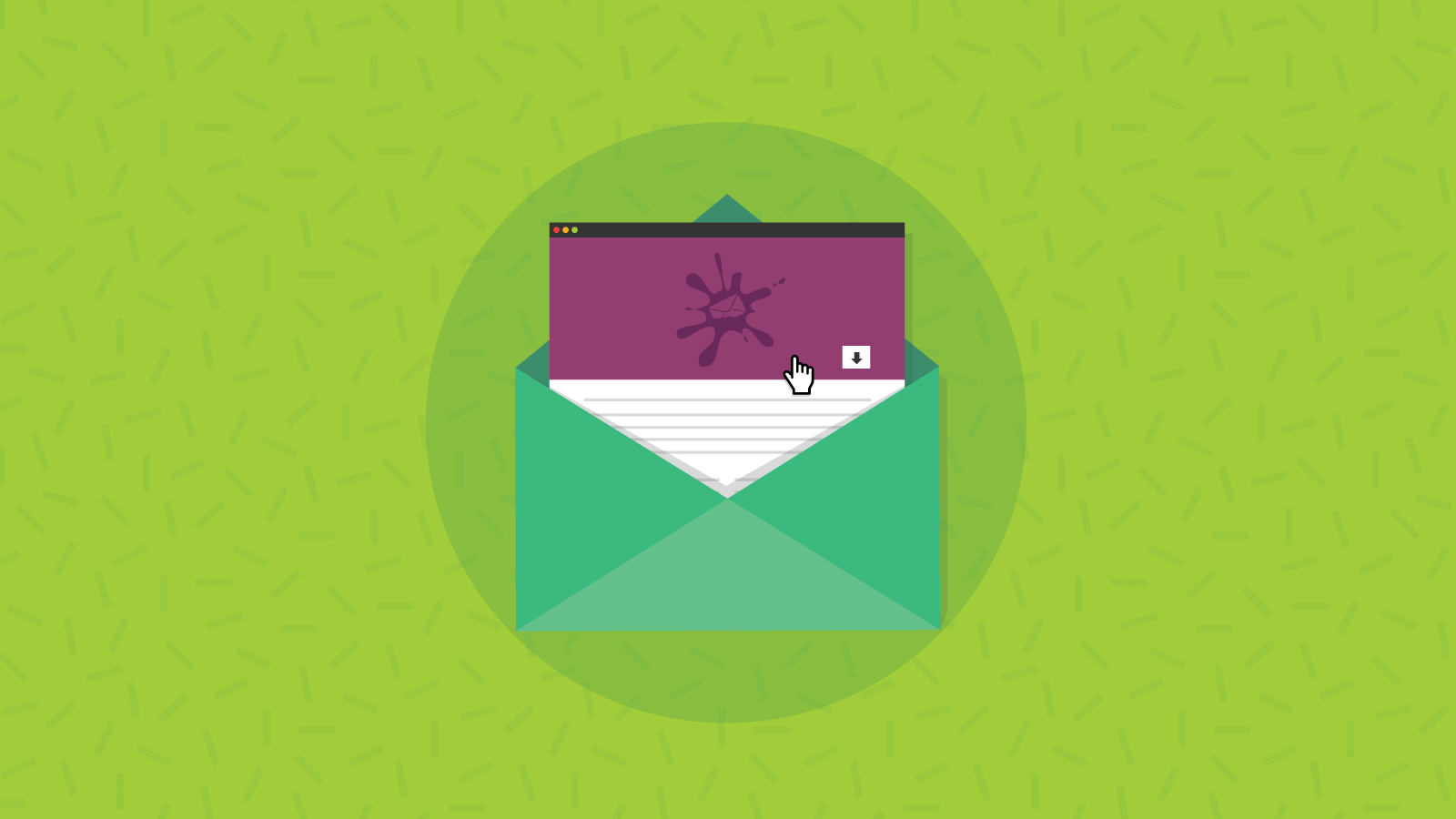 How To Prevent Gmail From Displaying An Image Download Button In Your Email Email On Acid