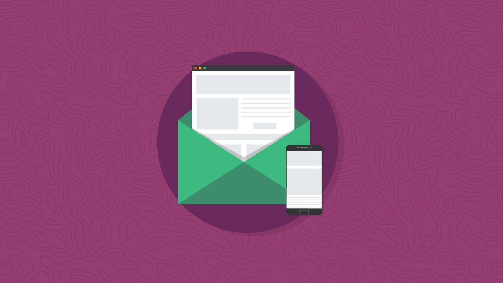 MailChimp Summer Email Template