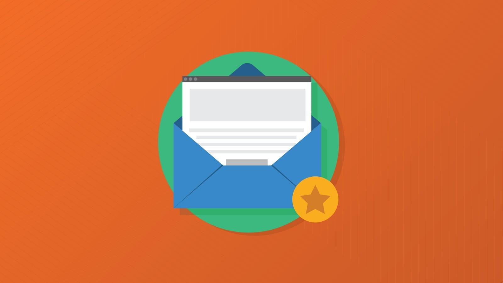 Email design inspiration