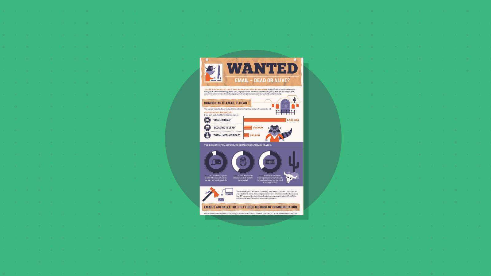 Killer marketing infographics