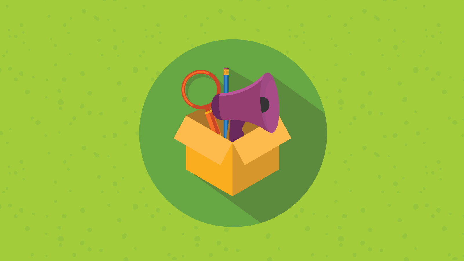 Box of tools to make email campaigns successful