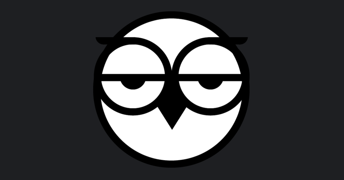 Apple NightOwl logo