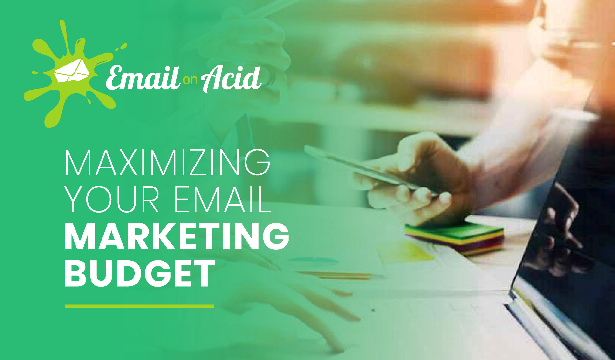 team budgets for email marketing
