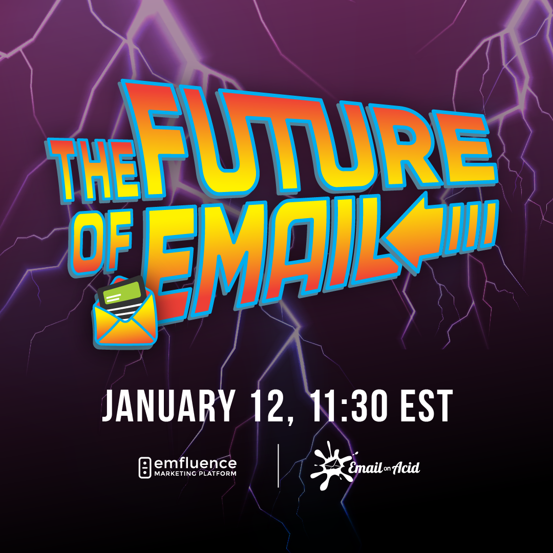 future of email part 1 webinar