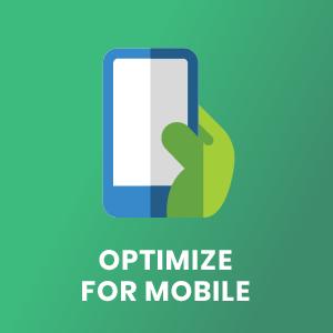 mobile optimiztion icon