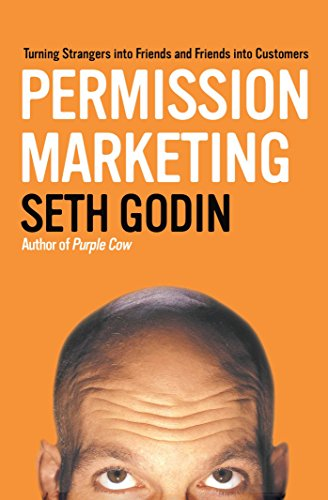 Permission Marketing book cover