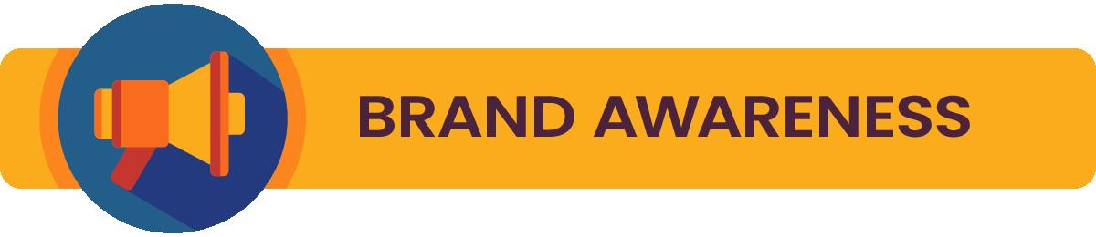 brand awareness megaphone
