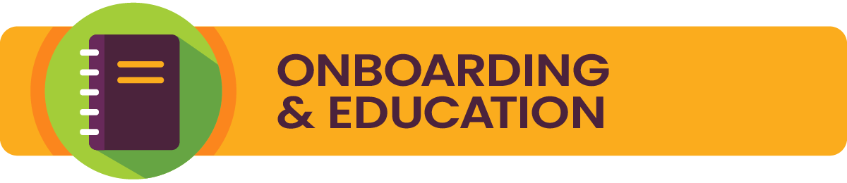 onboarding manual graphic