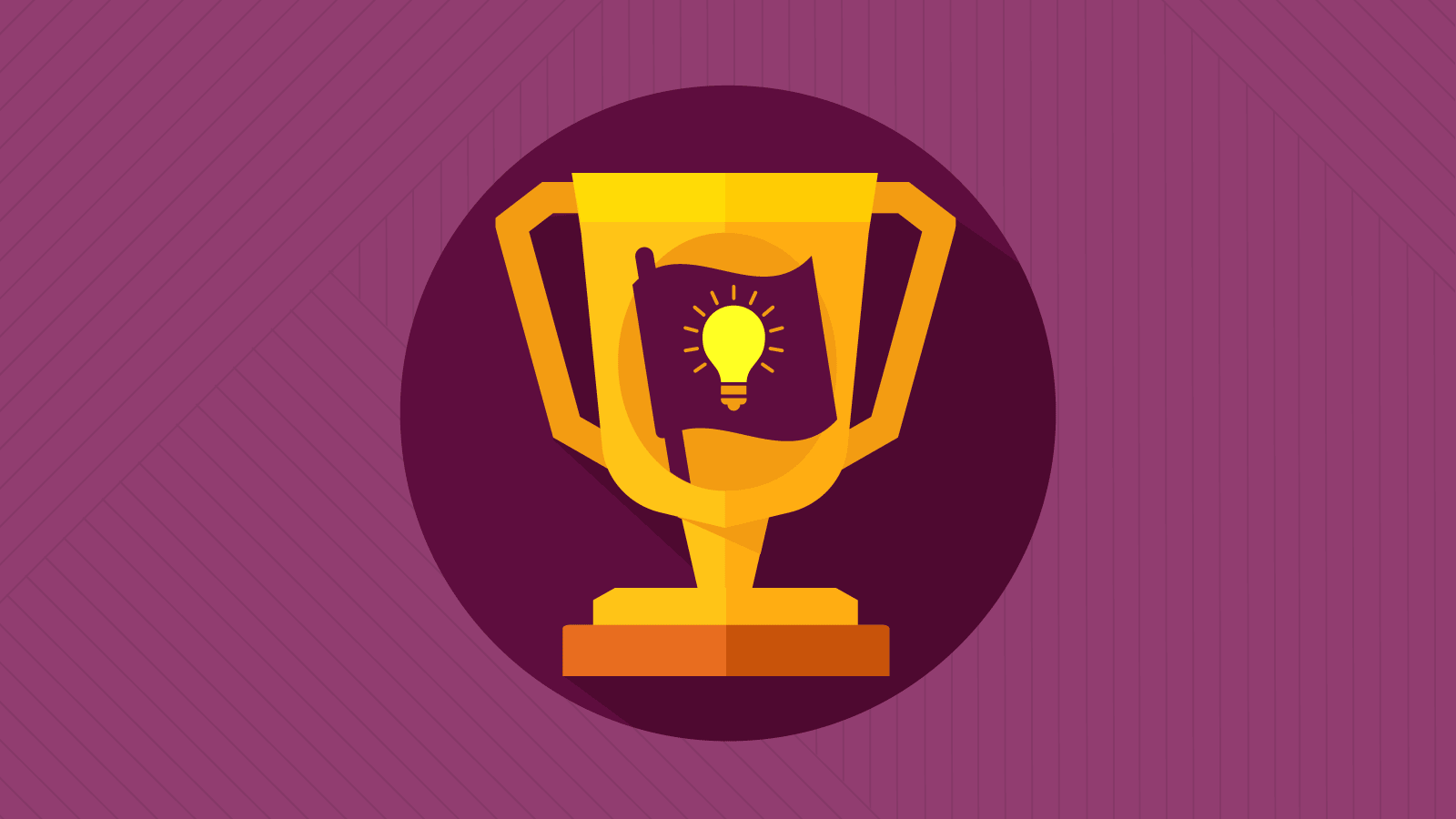 trophy for email marketing thought leaders