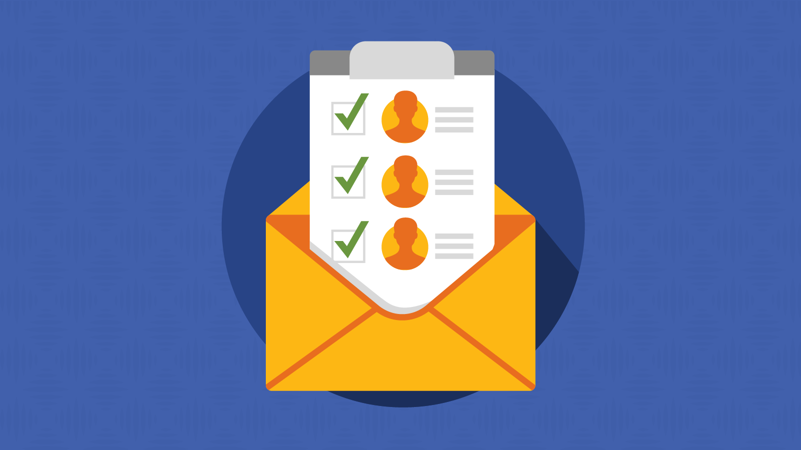 email checklist for teams