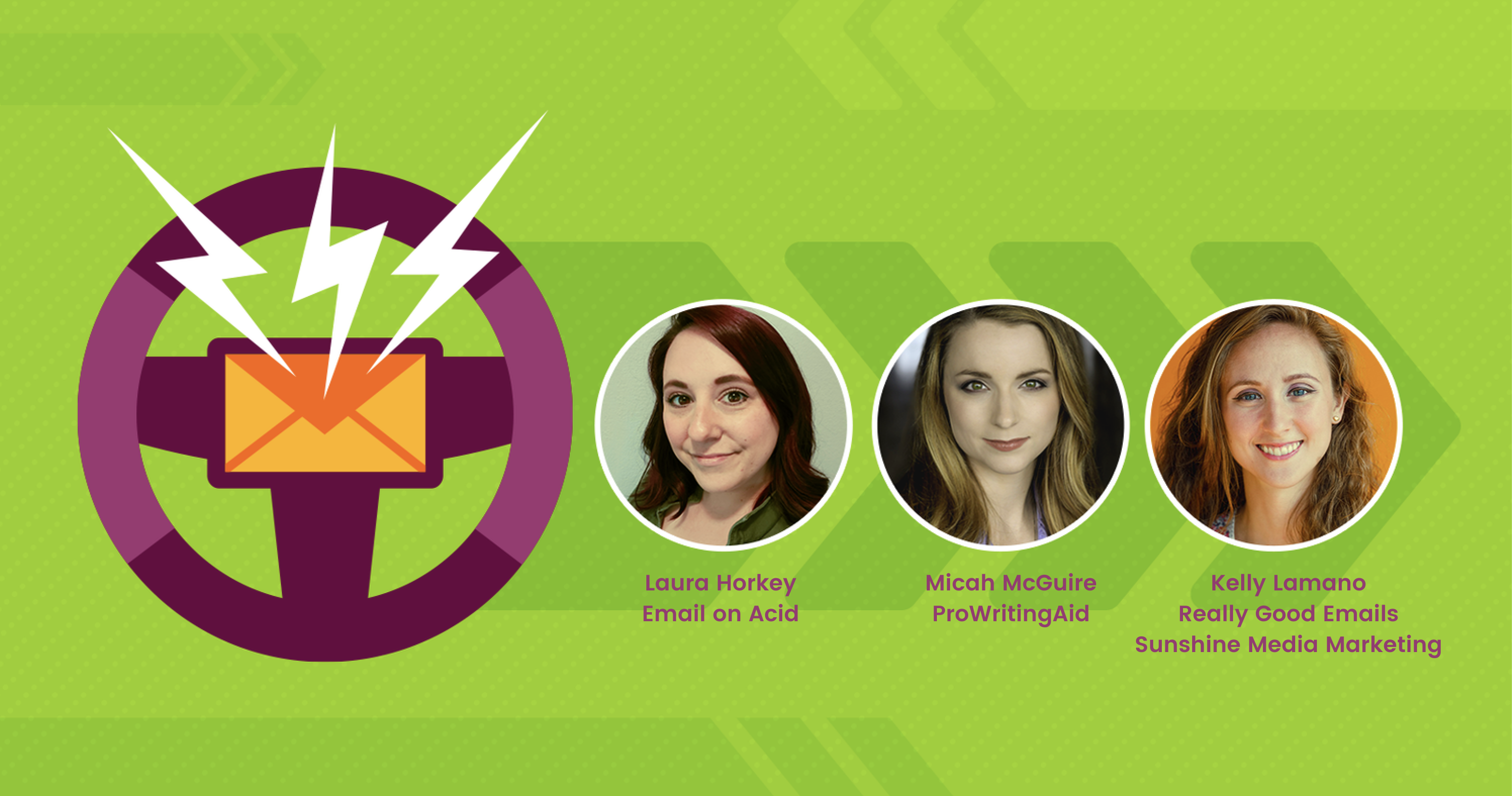 engaging email content webinar panelists