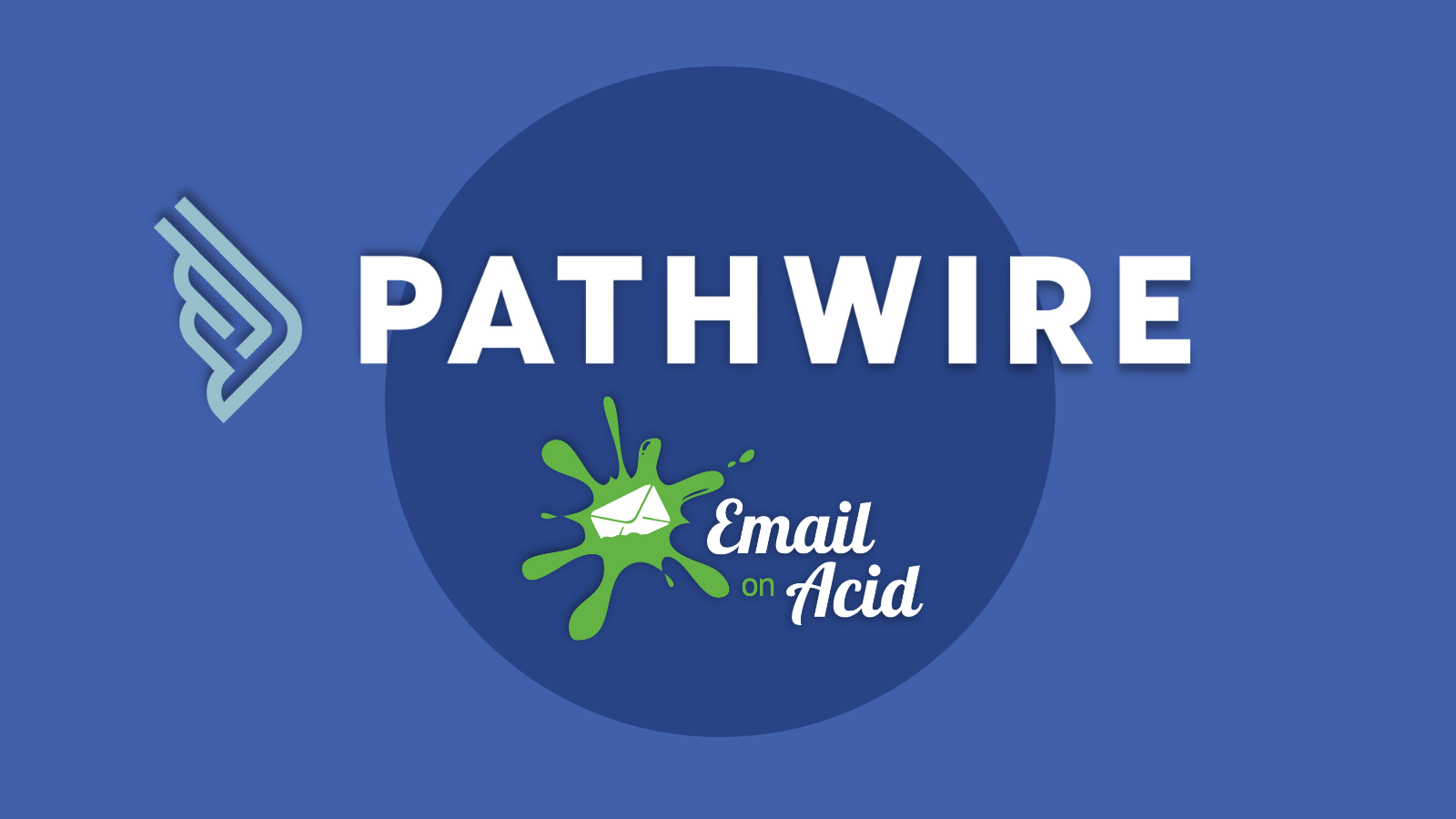 Pathwire and Email on Acid logos