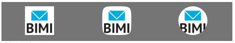 cropped bimi logos